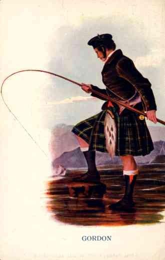 Fishing Scottish Sports