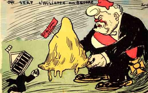 Politicians Satire French