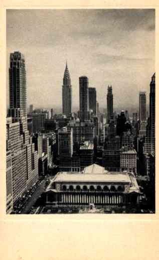 Midtown Manhattan Public Library NYC