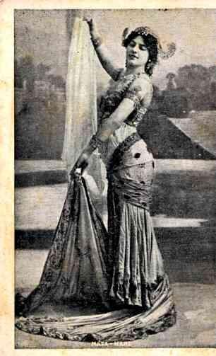 WW1 Spy Mata Hari