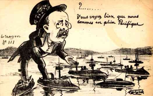 Battleships Teddy Roosevelt GWF