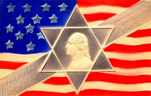 Flag Star Washington Patriotic