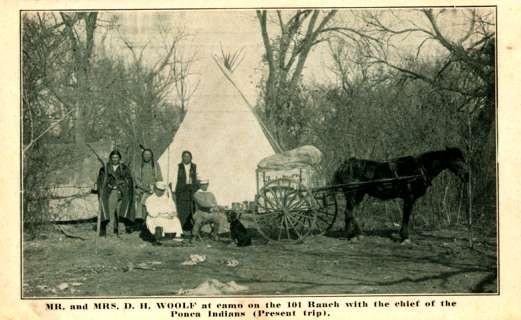 101 Ranch Indians Circus