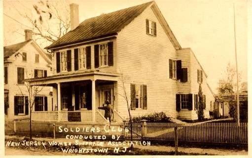 Womens Suffrage Club RP NJ