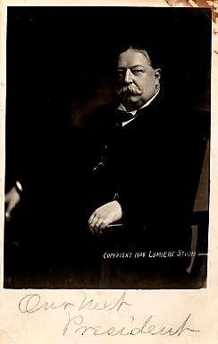 President Taft Portrait RP Political