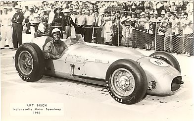 Auto Racing RP Indy 500 Indiana
