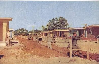 Building Countryside Linen Cuban