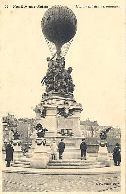 Hot Air Balloon Statue Aviation