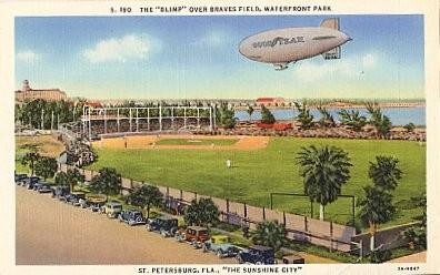 Baseball Stadium FL Linen Aviation