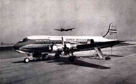 Skycoach Airplane Aviation