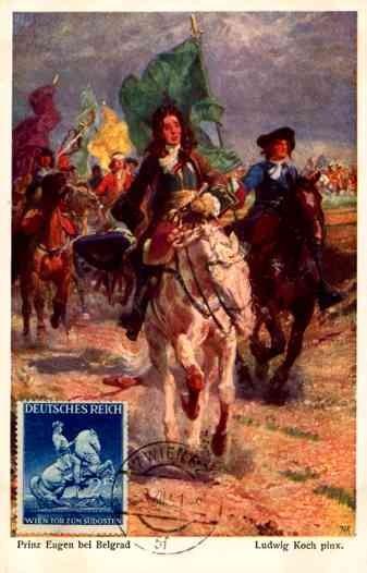 Prince Eugene Horse Military