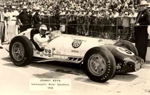 Auto Race Indianapolis 500 RP
