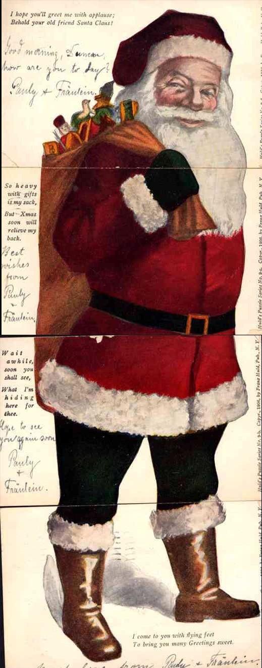 Santa Claus Installment Set