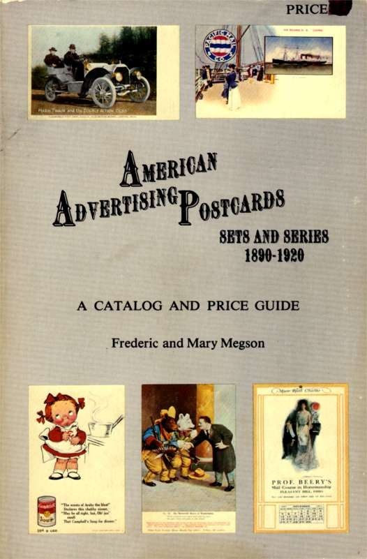 American Advertising Postcards