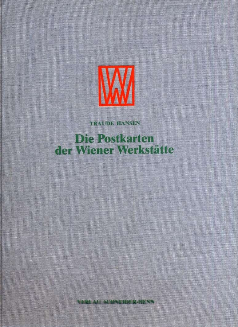 Postcards of the Wiener Werkstaette