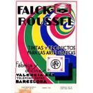 Falk-Roussel Paints