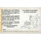 The Hillsboro Defendants