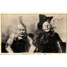 Wizard of Oz Tinman and Scarecrow