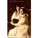 Russian Empress and Czarevitsch