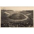 CALIFORNIA Los Angeles Football Stadium RPPC