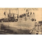 Blacks Steamship Baron Dhanis German East Africa