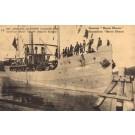 Blacks Steamship Baron Dhanis German East Africa