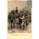 Russo-Japanese War Military on Horses