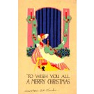 Lady Candle Christmas Volland