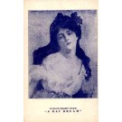 Actress Evelyn Nesbit