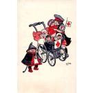 Little Red Cross Nurse Babies
