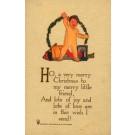Happy Boy Christmas Poem Volland