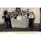 NEW HAMPSHIRE Milford Huge Basket Advert
