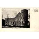 NEW YORK East Aurora Roycroft Chapel
