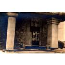 Fresco in Knossos Greece RP