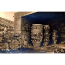 Jars from Palace in Knossos GreeceRP