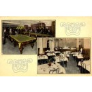 Billiards Players NYC YMCA