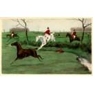 Fox Hunters on the Horses