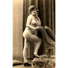 French Risque Nude by Chair RP