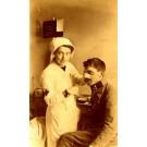 WWI Red Cross Nurse Soldier RP