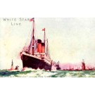 White Star Line Steamship Oceanic