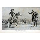 Horsemen in Buffalo Bills