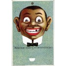 Black Caricature Novelty