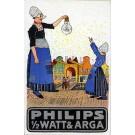 Dutch Light Bulb Advertisement