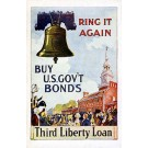 World War I U.S. Liberty Bonds