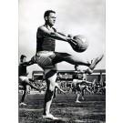 Czechoslovak Soccer Players Real Photo