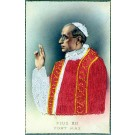 Religious Pope Silk Novelty
