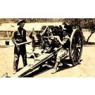 World War I Cannon Real Photo