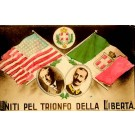 WW1 Italy - United States United Real Photo