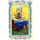 Bensdorp Cocoa Dutch Girl