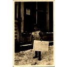 Newsboy Real Photo